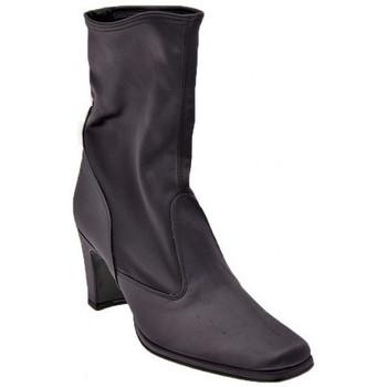Schuhe Damen Low Boots Bocci 1926 Plateau T.70 halbstiefel Grau