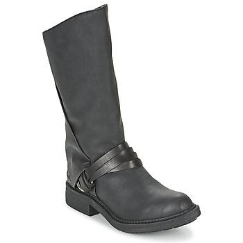 Schuhe Damen Klassische Stiefel Blowfish FENNI Schwarz