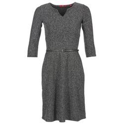 Kleidung Damen Kurze Kleider S.Oliver JESQUE Grau