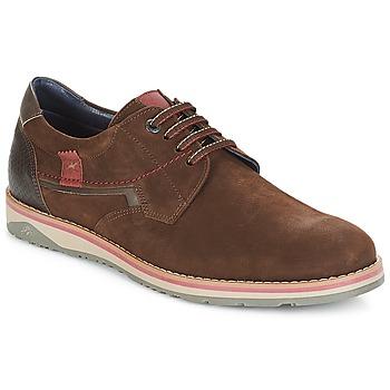 Schuhe Herren Derby-Schuhe Fluchos BRAD Braun