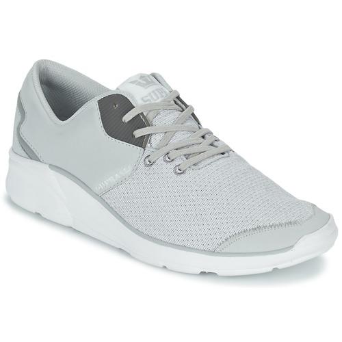 Supra NOIZ Schuhe Grau Schuhe NOIZ Sneaker Low 45 70f494