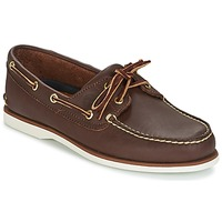 Schuhe Herren Bootsschuhe Timberland CLASSIC 2 EYE Braun