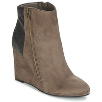 Schuhe Damen Low Boots Moony Mood FIKI Maulwurf