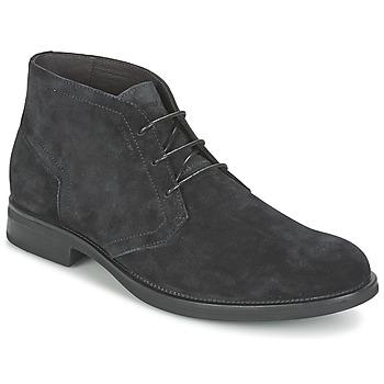 Schuhe Herren Boots Stonefly CLASS II Schwarz