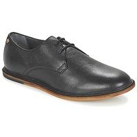 Schuhe Herren Derby-Schuhe Frank Wright BURLEY Schwarz