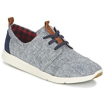 Schuhe Damen Sneaker Low Toms DEL REY Blau
