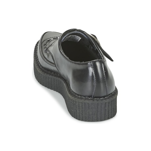 TUK POINTED CREEPERS Schwarz