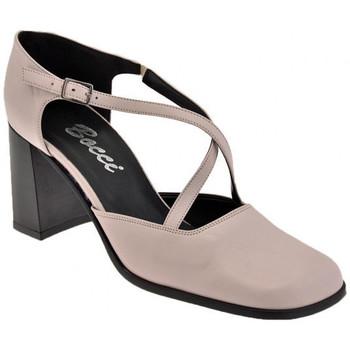 Schuhe Damen Pumps Bocci 1926 Court Schuh ist Quer T.60 plateauschuhe Rose