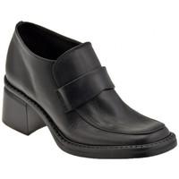 Schuhe Damen Pumps Bocci 1926 Copricaviglia T.50 Court Schuh ist plateauschuhe Schwarz