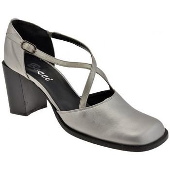 Schuhe Damen Pumps Bocci 1926 Court Schuh ist Quer T.60 plateauschuhe