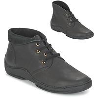Schuhe Damen Boots Arcus MOKALA Schwarz