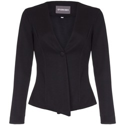 Kleidung Damen Jacken / Blazers Anastasia parent Black