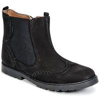 Schuhe Kinder Boots Start Rite DIGBY Schwarz
