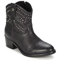 Schuhe Damen Boots Koah ELISSA Schwarz