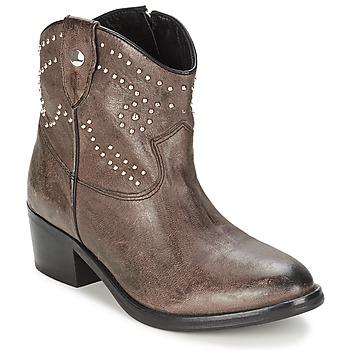Schuhe Damen Boots Koah ELISSA Grau
