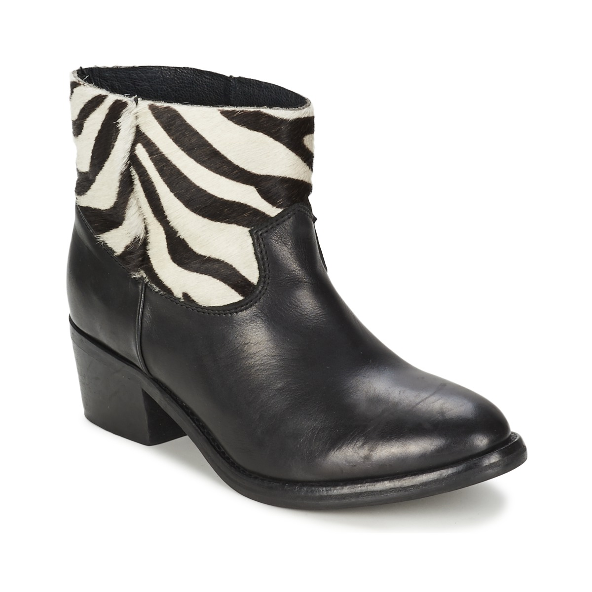 80fceeaff629fe Koah ELEANOR Schwarz - Kostenloser Versand bei Spartoode ! - Schuhe Boots  Damen 94