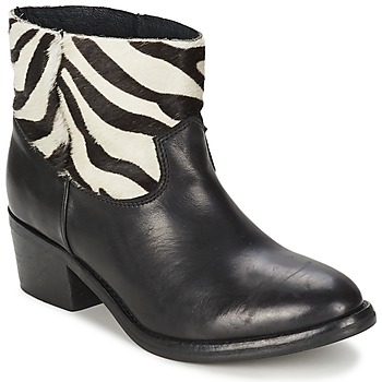 Schuhe Damen Boots Koah ELEANOR Schwarz