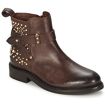 Stiefelletten / Boots Koah LAUREEN Dark / Braun 350x350