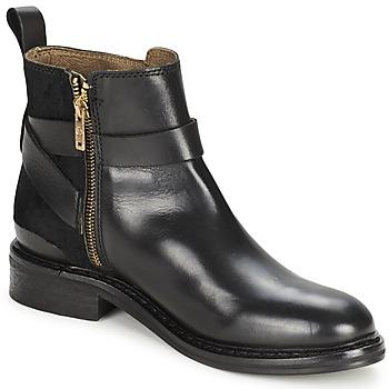Schuhe Damen Boots Koah LINSY Schwarz / Schwarz