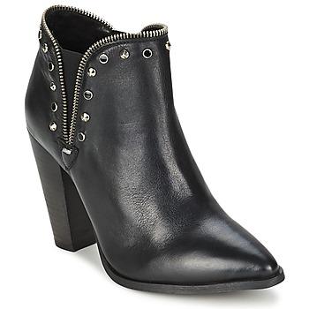 Schuhe Damen Ankle Boots Koah YETTA Schwarz