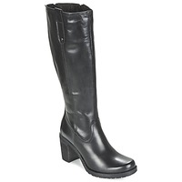 Schuhe Damen Klassische Stiefel Casual Attitude FERDA Schwarz