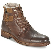 Schuhe Herren Boots Casual Attitude FIRDAOUS Braun