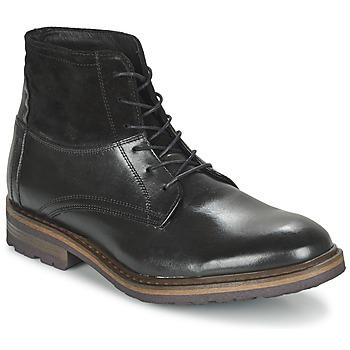 Schuhe Herren Boots Casual Attitude FIZA Schwarz