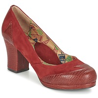Schuhe Damen Pumps Miss L'Fire ADDIE Rot