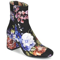 Schuhe Damen Low Boots Miss L'Fire JEAN Multicolor