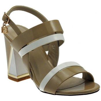 Schuhe Damen Sandalen / Sandaletten Laura Biagiotti Sandalo Tacco Largo Doppia Fascia sandale
