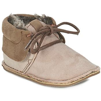 Schuhe Kinder Hausschuhe Citrouille et Compagnie FELOPE Beige