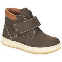 Schuhe Jungen Boots Citrouille et Compagnie FREMOULI Braun