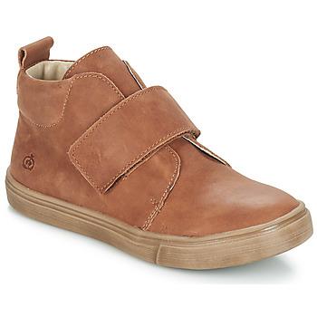 Schuhe Jungen Boots Citrouille et Compagnie FOJAMO Camel