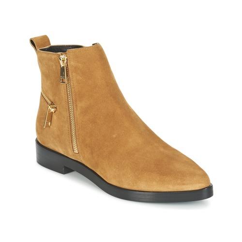 Kenzo TOTEM FLAT BOOTS Camel Schuhe Boots Damen 179,50