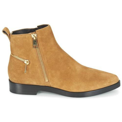 Kenzo TOTEM FLAT Camel BOOTS Camel FLAT  Schuhe Boots Damen 179,50 bb75ad