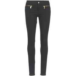 Kleidung Damen 5-Pocket-Hosen Versace Jeans TOLKALA Schwarz