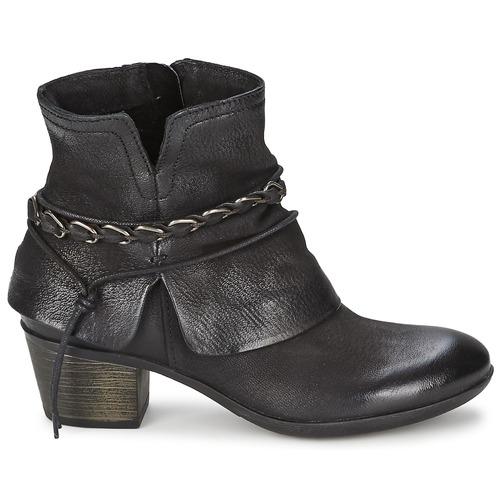 Dream in Green BAKKAR Schwarz  Schuhe Low Boots Boots Low Damen 95,20 c6a5b3