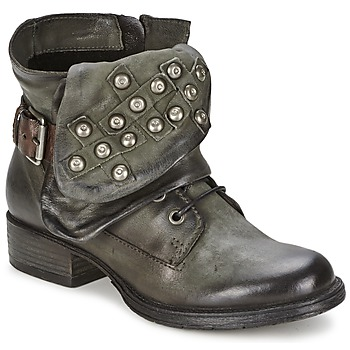 Schuhe Damen Boots Dream in Green TAWFIQ Grau