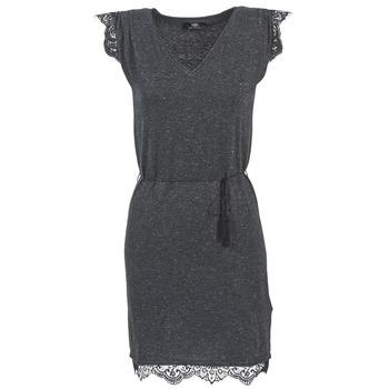 Kleidung Damen Kurze Kleider Le Temps des Cerises MANDALA Grau