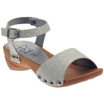 Schuhe Damen Sandalen / Sandaletten Lulu Sandalo tacchetto cinturino sandale