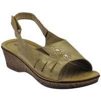 Schuhe Damen Sandalen / Sandaletten Inblu Sandalo classic wedge