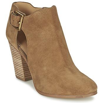 Schuhe Damen Ankle Boots MICHAEL Michael Kors ADAMS Camel