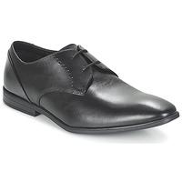 Schuhe Herren Richelieu Clarks Bampton Lace Schwarz