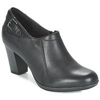 Schuhe Damen Ankle Boots Clarks Brynn Harper Schwarz