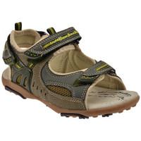 Schuhe Kinder Sandalen / Sandaletten Lumberjack Kostenlose Boy Klett sandale