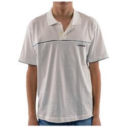 Kleidung Kinder Polohemden Diadora 428 polohemd