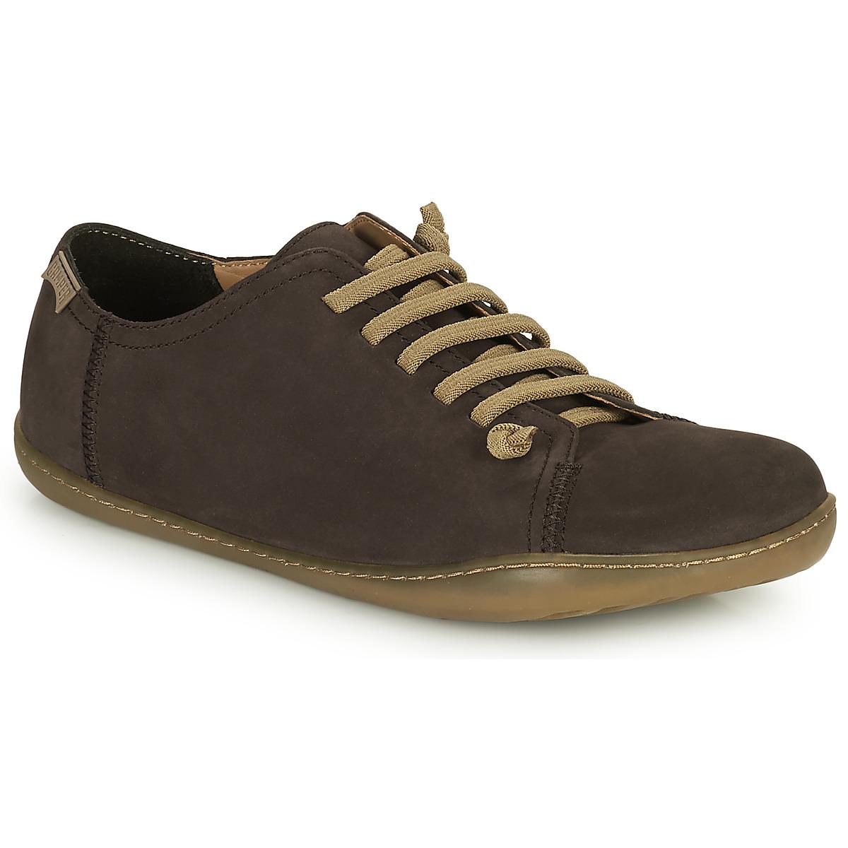 Camper PEU CAMI Braun - Kostenloser Versand bei Spartoode ! - Schuhe Derby-Schuhe Herren 128,00 €
