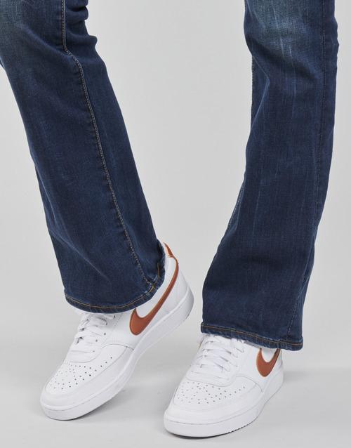 MIDGE SADDLE MID BOOTLEG  G-Star Raw  bootcut jeans  damen  paillettenschwarz
