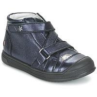 Schuhe Mädchen Boots GBB NADEGE Marine
