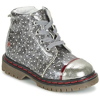 Schuhe Mädchen Boots GBB NEVA Grau